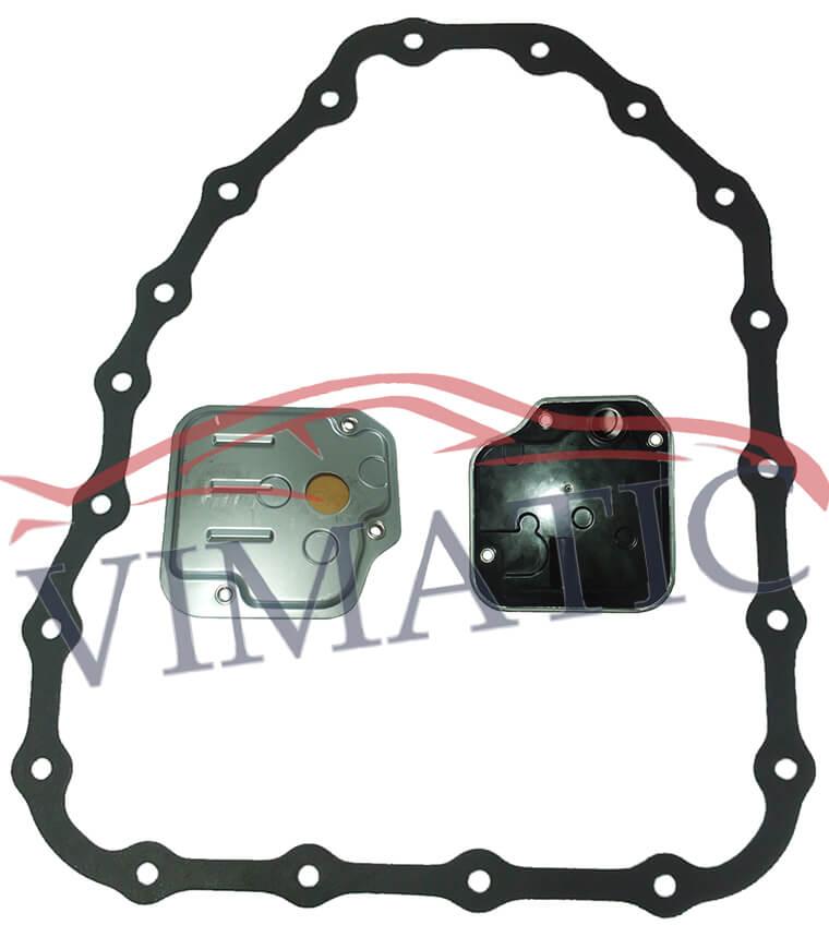 Hyundai Soul: Filtro E Junta Do Cambio Automatico